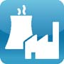 industrial water applications icon