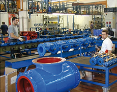 valves tubes production